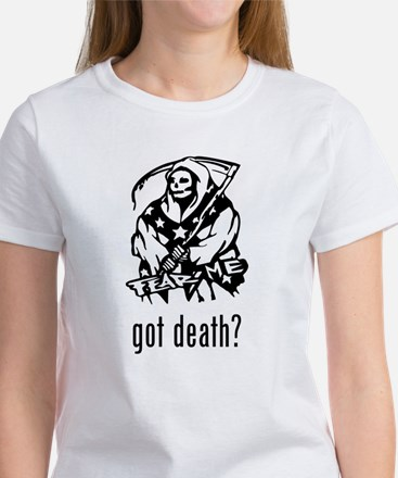 Death 2 Women's T-Shirt