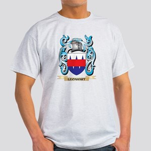 Leonhart Coat of Arms - Family Crest T-Shirt