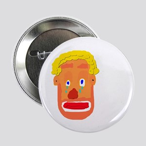 "Sad Clown 2.25"" Button"