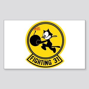 VF 31 / VFA 31 Tomcatters Rectangle Sticker