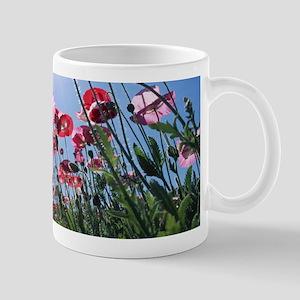 Poppy Garden Mug