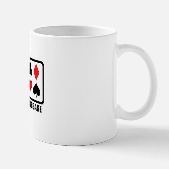 Eat, Sleep, Cribbage Mug