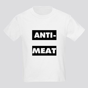 Anti-Meat Kids T-Shirt