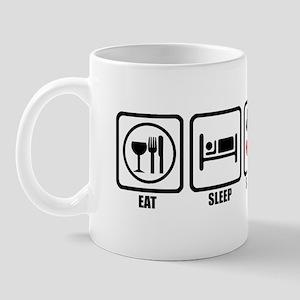 Eat, Sleep, Solitaire Mug