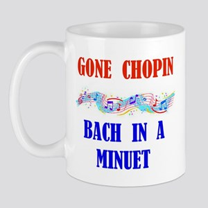 MUSIC GREATS Mug