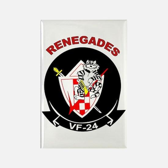VF 24 Renegades Rectangle Magnet
