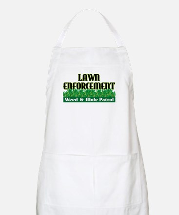 Lawn Enforcement BBQ Apron
