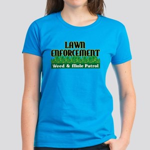 Lawn Enforcement Women's Dark T-Shirt