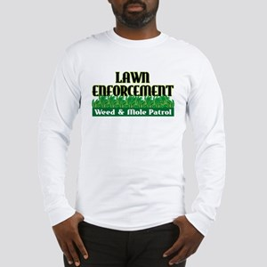 Lawn Enforcement Long Sleeve T-Shirt