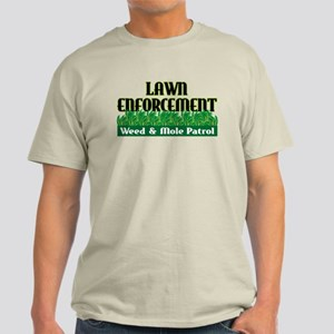 Lawn Enforcement Light T-Shirt