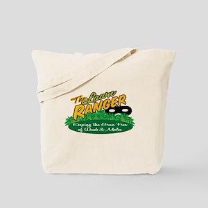 Lawn Ranger Tote Bag
