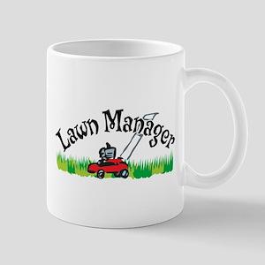 Lawn Manager Mug