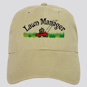 Lawn Manager Cap