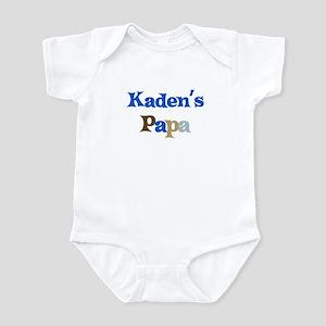Kaden's Papa Infant Bodysuit