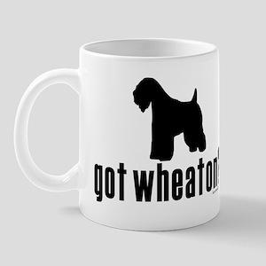 got wheaten? Mug