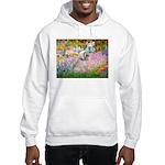Garden / Lhasa Apso Hooded Sweatshirt