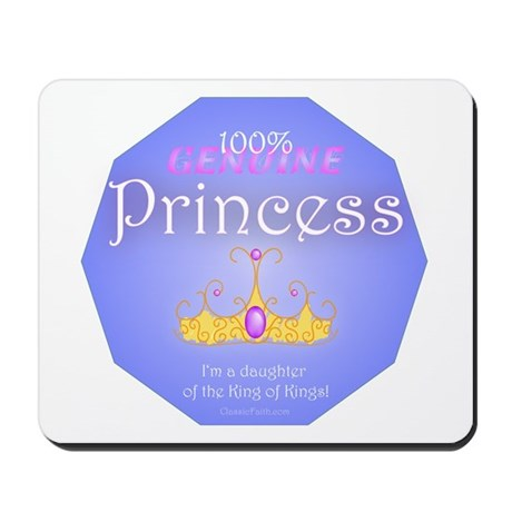 Genuine Princess Mousepad