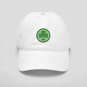 Vintage Distressed Shamrock Cap