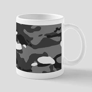 Military Camouflage: Urban II 11 oz Ceramic Mug