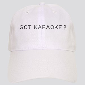 Got Karaoke Design Cap