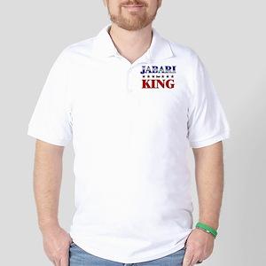 JABARI for king Golf Shirt
