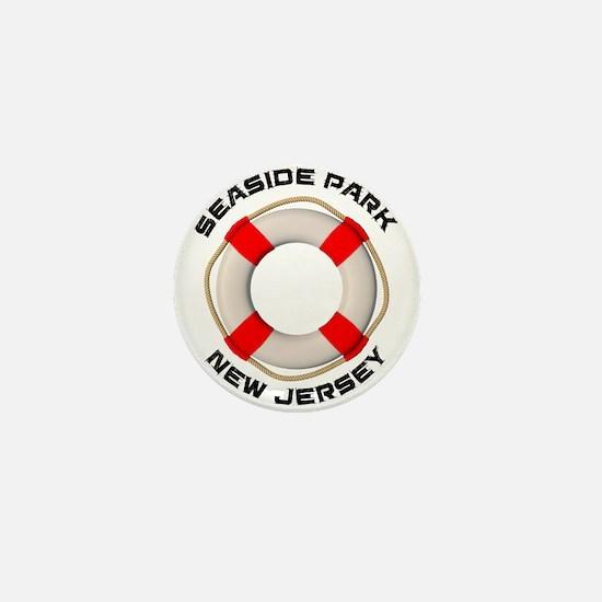 New Jersey - Seaside Park Mini Button