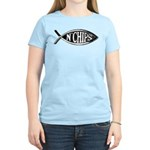Fish n' Chips Women's Light T-Shirt