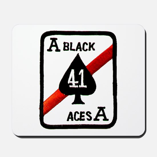 VF 41 / VFA 41 Black Aces Mousepad