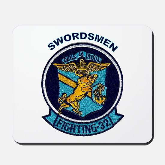 VF 32 / VFA 32 Swordsmen Mousepad