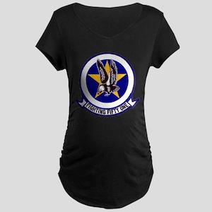 VF 51 Screaming Eagles Maternity Dark T-Shirt
