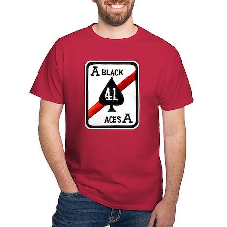 VF 41 / VFA 41 Black Aces Dark T-Shirt
