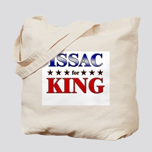 ISSAC for king Tote Bag