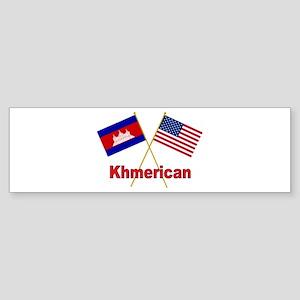 Cambodian-American Bumper Sticker