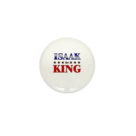 ISAAK for king Mini Button (10 pack)