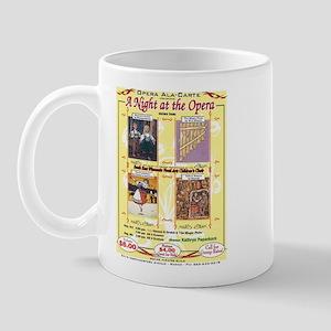 Opera ala Carte Mug