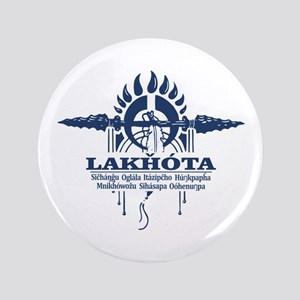 "Lakhota 3.5"" Button"
