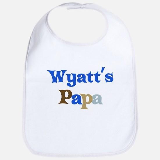 Wyatt's Papa Bib