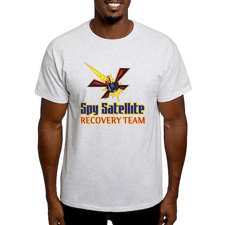 Spy Satellite - Light T-Shirt