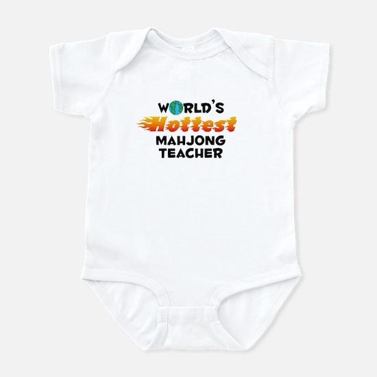 World's Hottest Mahjo.. (C) Infant Bodysuit