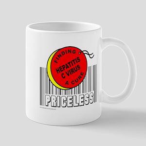 HEPATITIS C VIRUS FINDING A CURE Mug