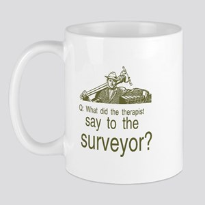 SurveyorQ Mugs