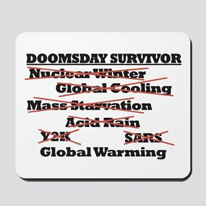 Doomsday Survivor Mousepad