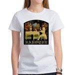 Baroque Harpsichord Women's T-Shirt