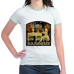 Baroque Harpsichord Jr. Ringer T-Shirt