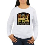 Baroque Harpsichord Women's Long Sleeve T-Shirt