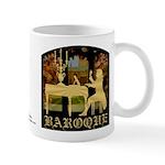 Baroque Harpsichord Mug