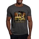Baroque Harpsichord Dark T-Shirt