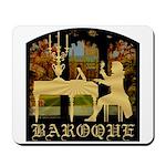 Baroque Harpsichord Mousepad