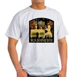 Baroque Harpsichord Light T-Shirt