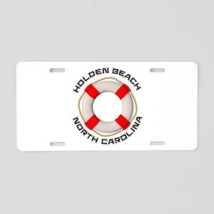 North Carolina - Holden Bea Aluminum License Plate